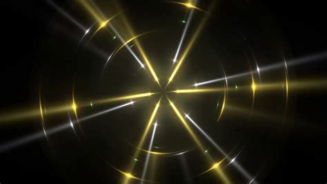 illusions glow light moving animated background hd