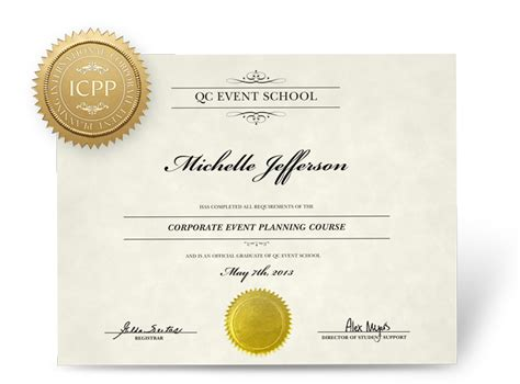 Event Planner Certification Near Me