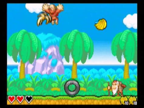 King Of Swing Kong King Of Swing Gba Gameplay