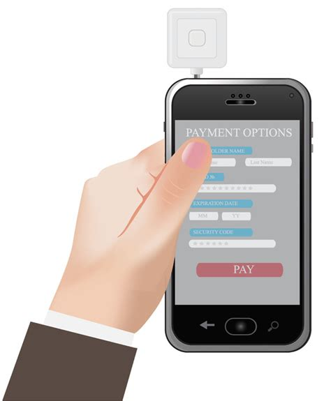 credit card reader for phone beautiful on phone holding credit card 187 designtube