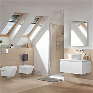 Badideen Für Kleine Bäder : badezimmer mit schr ge so geht das perfekte dachbad ~ Michelbontemps.com Haus und Dekorationen