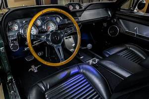 Bullitt  Ford 482ci Side