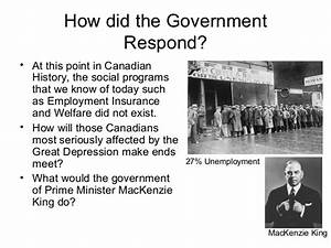 Political Responses To The Great Depression