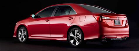 2014.5 Toyota Camry Se Updates Styling With