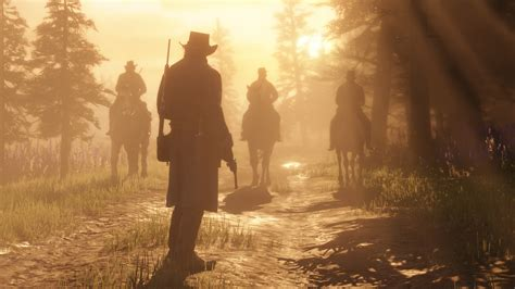 Red Dead Redemption 2 Gameplay Horse Balls Hunting