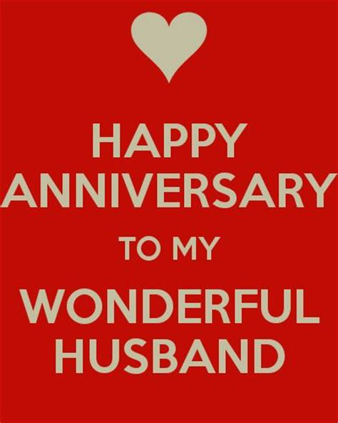 happy anniversary   wonderful husband  calm  carry  image generator brought