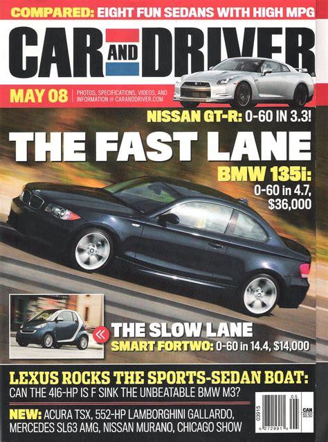 Car Driver Magazine