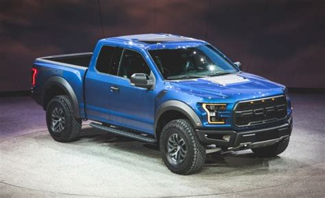 2017 Ford Raptor Price, Specs, Release Date