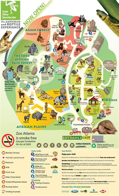 zoos atlanta zoo