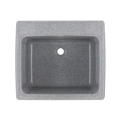 swan solid surface drop in laundry tub at menards 174