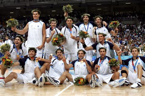 Argentine Olympic Committee Honour Gold Medal Winning