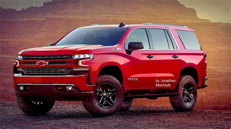 Render All-new 2019 #chevrolet #tahoe @ #silverado