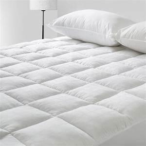 dreamaker ball fibre mattress topper 5 sizes buy king With buy a mattress topper