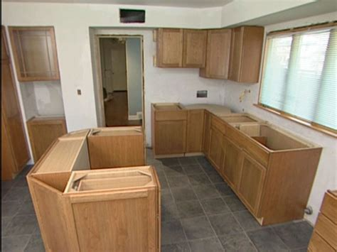 diy install kitchen cabinets diy kitchen cabinet ideas projects diy