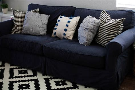 navy blue sofa cover navy sofa slipcover furniture navy blue couch slipcovers