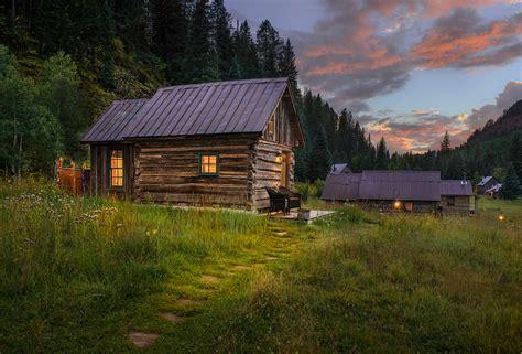 cabins in colorado springs dunton springs cabins echo cabin