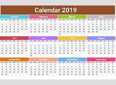 Get Free Download Cute Printable Calendar 2019 November