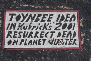 the toynbee tiles viral exhibitry from the pre internet