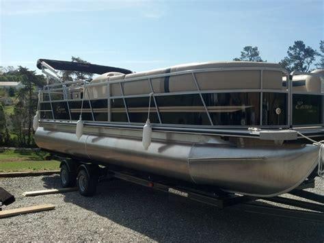 Boat Trailer Rental Nc by Pontoon Boat Rental Norris Lake 2014 Used Regulator Boats