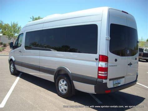 Luxury Van Rentals
