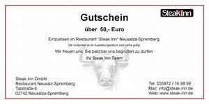 Text Gutschein Essen : steak inn hotel restaurant das steak restaurant in der oberlausitz gutscheine ~ Markanthonyermac.com Haus und Dekorationen