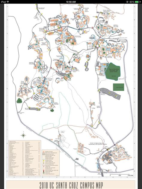 Uc Merced College Campus Map