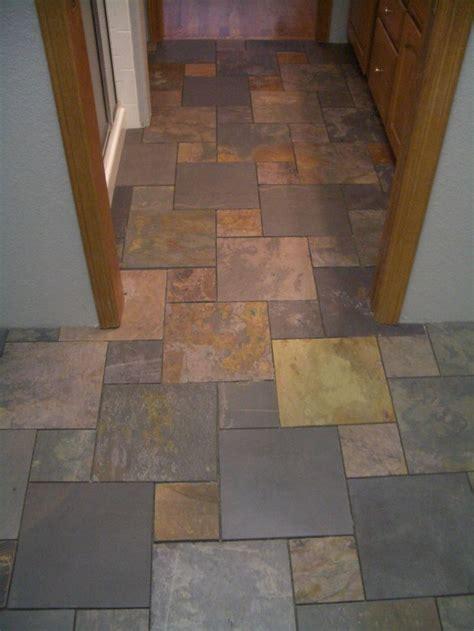 bathroom floor tile ideas  finished  bathroom