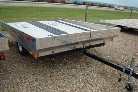 Aluminum Sled Deck Weight by 2011 Norbert S Mfg Tilt Sled Kramer Trailer Sales