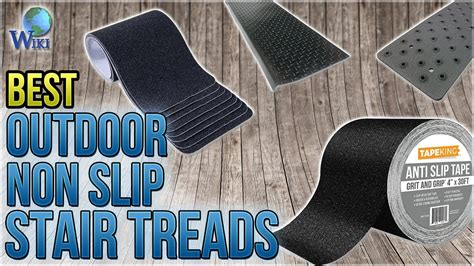 outdoor  slip stair treads  youtube
