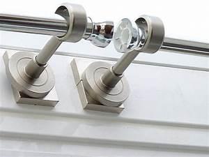 Tringle A Rideau Sans Trou : tringle a rideau sans percer pour veranda ~ Premium-room.com Idées de Décoration
