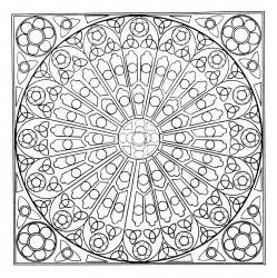 Color Mandala Coloring Pages for Adults