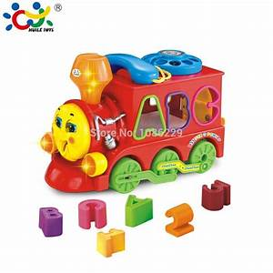 baby educational toys early learning toys wisdom train With learning letters toys