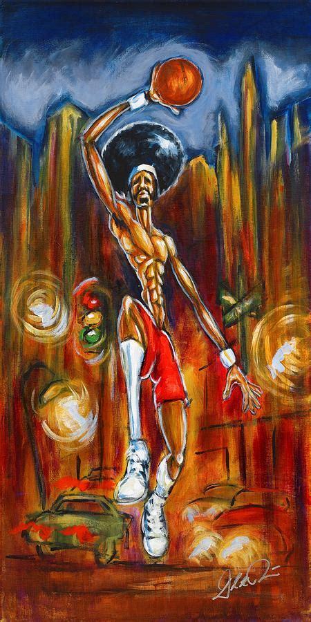 streetball painting  daryl price
