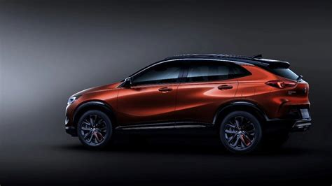 2020 Buick Encore Shanghai by 2020 Buick Encore Revealed At 2019 Shanghai Auto Show
