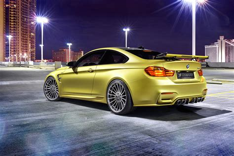 The Hamann Motorsport Bmw M4 Is Ready To Race