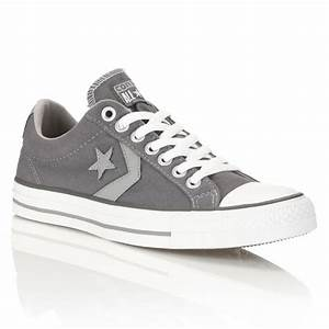 CONVERSE Baskets Star Player Ev Canvas OX Homme homme Gris