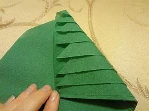 Servietten Als Tannenbaum Falten : servietten als tannenbaum falten dekoking diy ~ Lizthompson.info Haus und Dekorationen