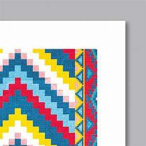 poster oriental tapis motif berbere decoration orientale With tapis motif berbere