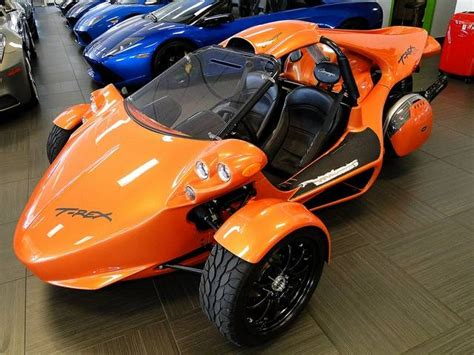 2011 Campagna T-rex Motorcycle