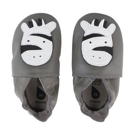 Pirmās kurpītes Zebra Grey   HEBE