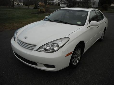 how to learn all about cars 2004 lexus sc head up display sell used 2004 lexus es330 base sedan 4 door 3 3l in farmington connecticut united states for