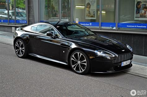 aston martin  vantage carbon black edition  april