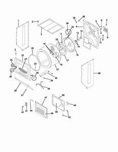 Frigidaire Flse60rgs0 Laundry Center Parts