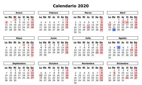 calendario festivita