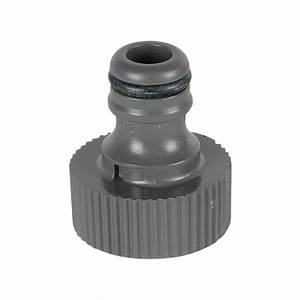 Raccord Tuyau Arrosage Laiton : raccord de robinet femelle pour tuyau d 39 arrosage ~ Melissatoandfro.com Idées de Décoration