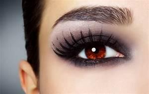 Maquillage Pour Yeux Marron : maquillage des yeux comment maquiller vos yeux selon ~ Carolinahurricanesstore.com Idées de Décoration