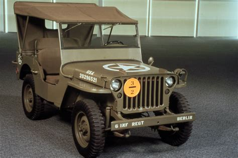 The Jeep Brands Role In World War Ii The Jeep Blog