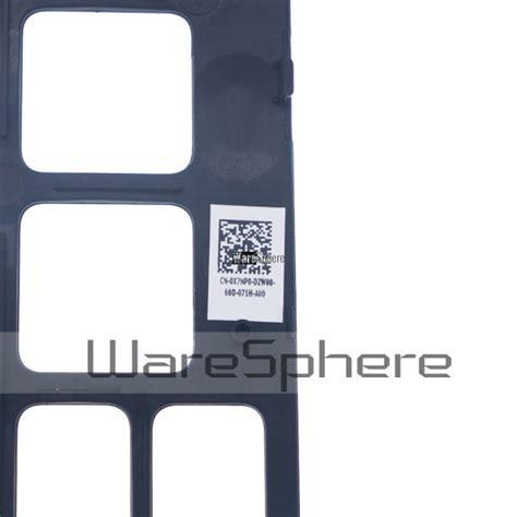 keyboard bezel trim lattice plastic  dell latitude