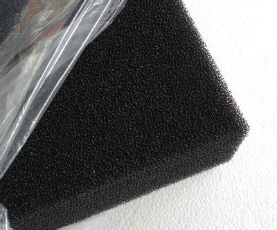 black coarse bio filter spongefoam  aquarium shop