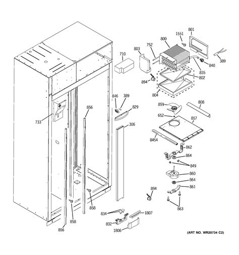 ge zispdtbss side  side refrigerator parts sears partsdirect